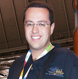 Subway (restaurant) - Jared Fogle in 2007