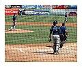 Jason Castro with the Corpus Christi Hooks (rear view, 2009).jpg