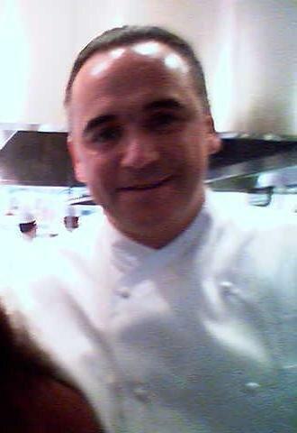 Jean Georges - Jean-Georges Vongerichten at his flagship restaurant Jean Georges