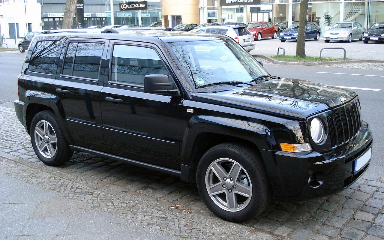2007 jeep patriot sport 4dr suv 2 4l 4x4 manual rh carspecs us Jeep Patriot Lift Kit Jeep Patriot Inside