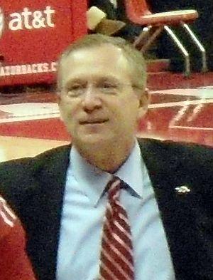 Jeff Long (athletic director) - Image: Jeff Long University of Arkansas headshot
