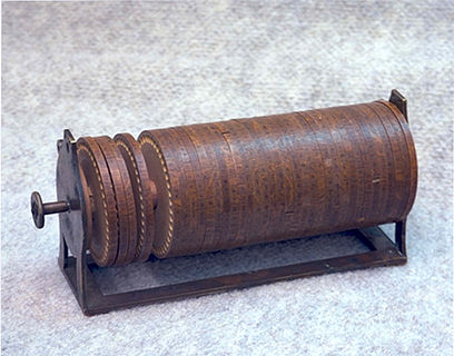 Jefferson's disk cipher.