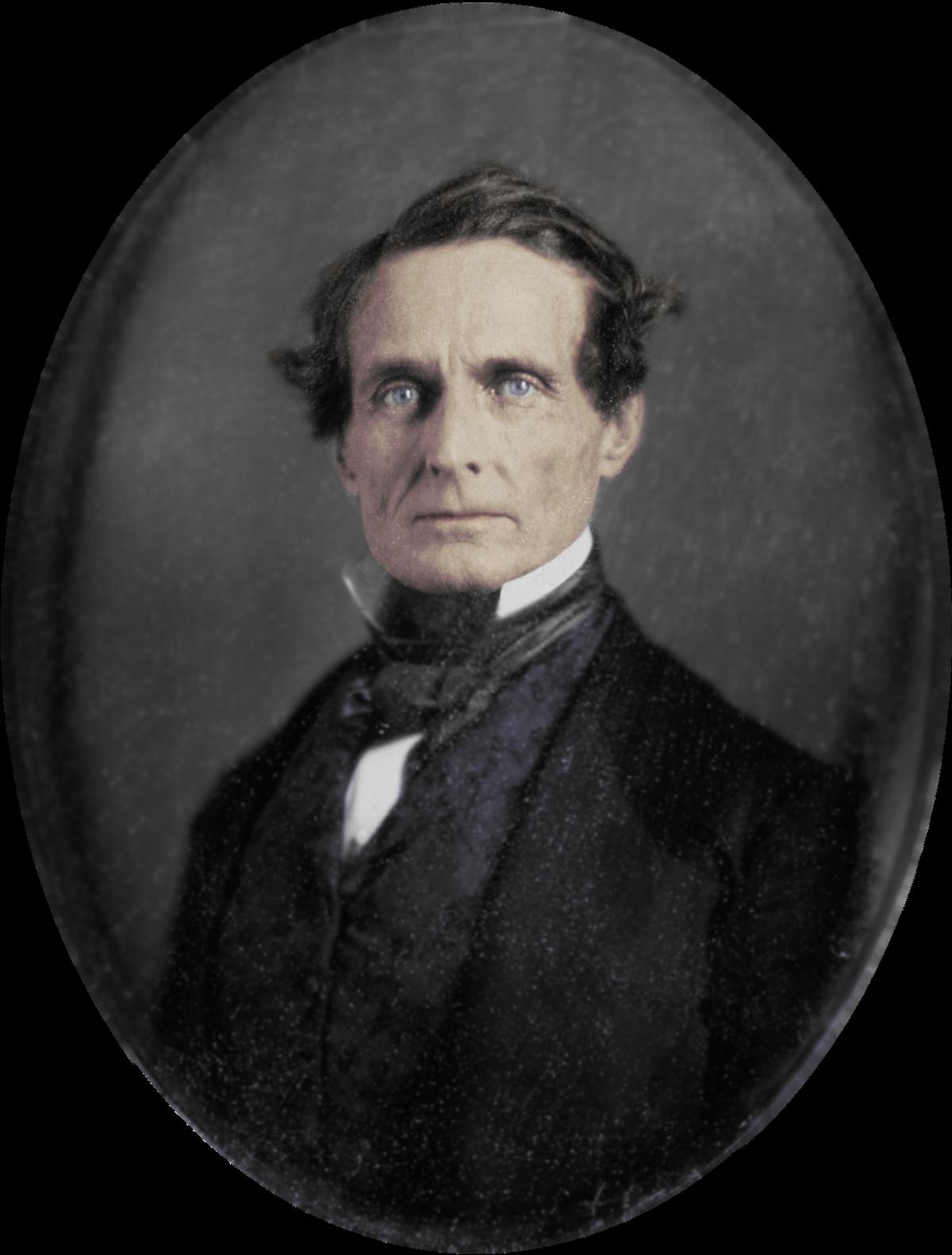 Biography of Jefferson Davis, President of the Confederacy