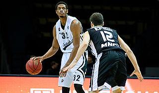 Jeff Brooks (basketball) American basketball player
