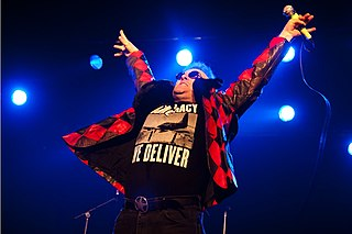 Jello Biafra American singer and activist