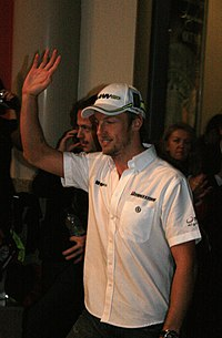Jenson Button at Bluewater 2009.jpg