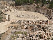 Jerash Oval Plaza