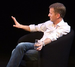 Jeremy Kyle - Jeremy Kyle at Radio Festival 2010