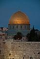 Jerusalem, Wall and Dome - mtarlock.jpg