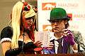 Jessica Nigri & Riddler cosplayer (8421393555).jpg