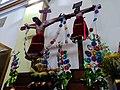 Jesus Christ in the John the Baptiste Church in Rafael Delgado, Veracruz.jpg
