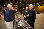 Joe Biden and Sonny Perdue tour Impulse Manufacturing.jpg