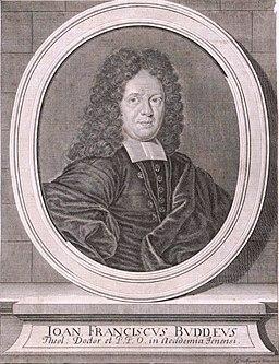 Johann-Franz-Buddeus