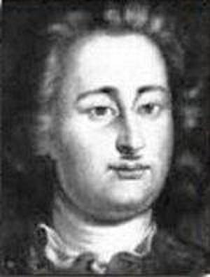 Johann Ernst III, Duke of Saxe-Weimar - Image: Johann Ernst III