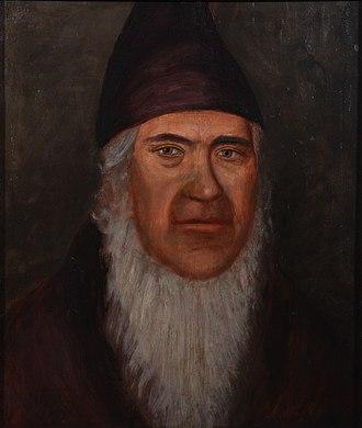 Harmony Society - Johann Georg Rapp (George Rapp) 1757–1847.