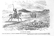 Fox hunting in 1850s England