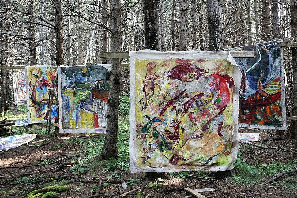 John Beardman Painting