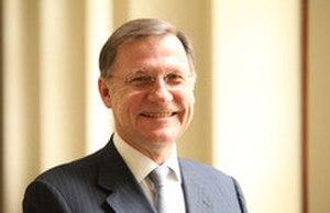 John Duncan (diplomat) - Image: John Duncan, British Virgin Islands