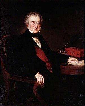 John Fane, 11th Earl of Westmorland - John Fane, 11th Earl of Westmorland, by Julia Goodman, c. 1855 (Royal Academy of Music)