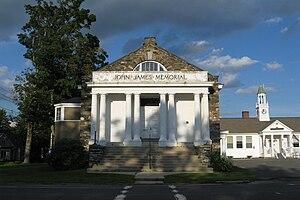 Goshen, Massachusetts - John James Memorial Library