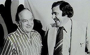 John K. Watts - John K. Watts and Bob Hope