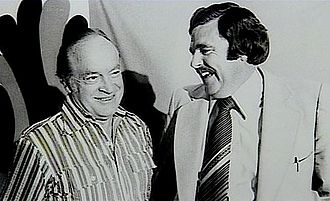 John K. Watts - John K. Watts and Bob Hope
