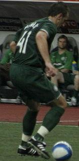 John Kennedy (Scottish footballer) Scottish association football player