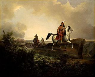 Baishan (Apache) Apache chief