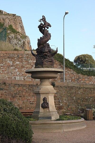 File:John N Westaway statue.JPG