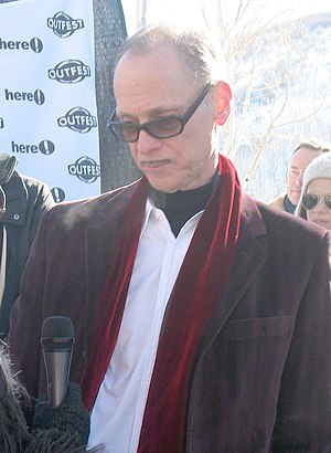 John Waters at the Sundance film festival