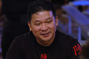 John Chan in 2006 World Series of Poker at Rio...