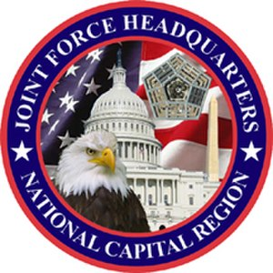 Joint Force Headquarters National Capital Region - Official seal of Joint Force Headquarters  National Capital Region