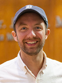 Author Jon Klassen in 2013