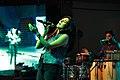 Jonita Gandhi performs at Aurora, IIIT Gwalior (2018).jpg