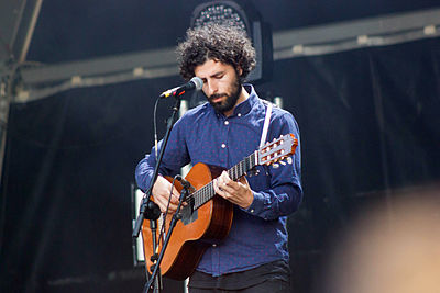 Picture of a band or musician: José González