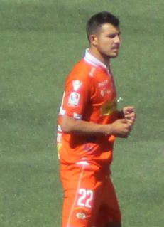 Josepablo Monreal Chilean association football player