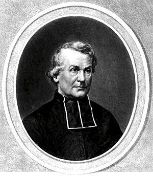 Auguste Joseph Alphonse Gratry - Auguste Joseph Alphonse Gratry.