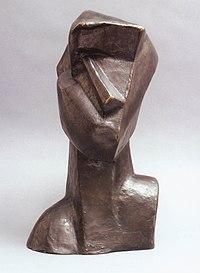 Joseph Csaky Tete 1914.jpg
