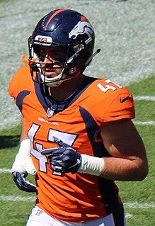 Josey Jewell American football linebacker
