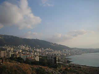 Keserwan District District in Mount Lebanon, Lebanon