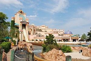 Journey to Atlantis - Image: Journey to Atlantis Sea World Orlando
