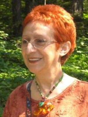 Julia Tsenova - Prof. Julia Tsenova in 2008