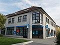 K&H Bank and ATM. - Szabadság Square, Gödöllő.JPG