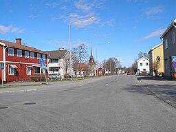 Storgatan i Kåge
