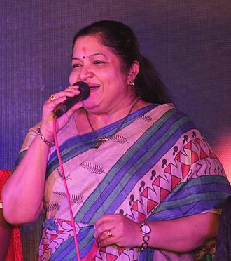 Filmfare Award for Best Female Playback Singer – Telugu - K. S. Chithra holds the record of maximum wins(3).