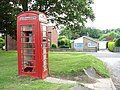 K6 Telephone box on the Green - geograph.org.uk - 1358504.jpg