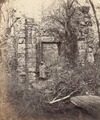KITLV 100490 - Unknown - Ruins of a temple in Kashmir in British India - Around 1870.tif