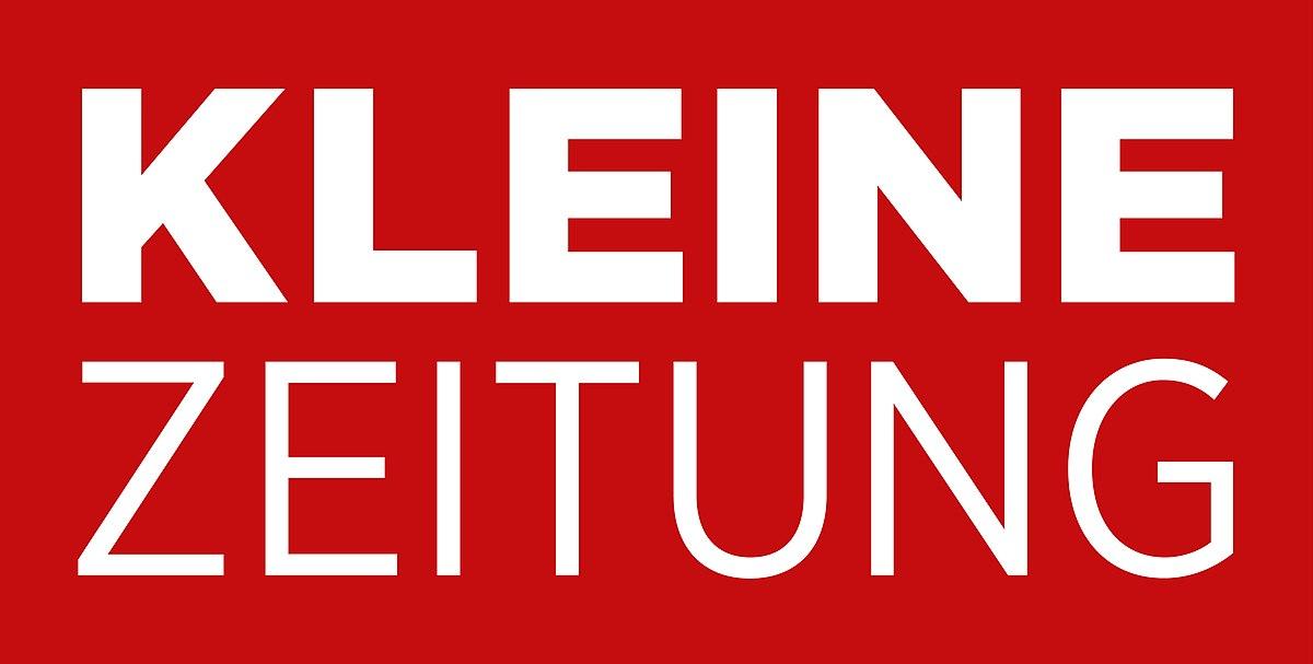 Bildergebnis für fotos vom logo der kleinen zeitung in austria