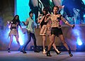 KOCIS Group f(x) performs to celebrate the 40th anniversary of the KOCIS (6557953969).jpg