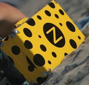 KaZantip - Image: Ka Zantip yellow box